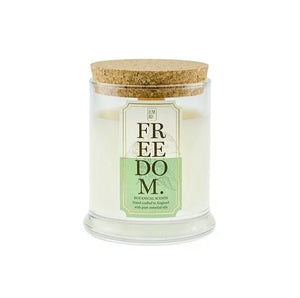 Elm Road Freedom Tumbler Candle