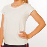 Loskey Scoop T-Shirt in Organic Cotton