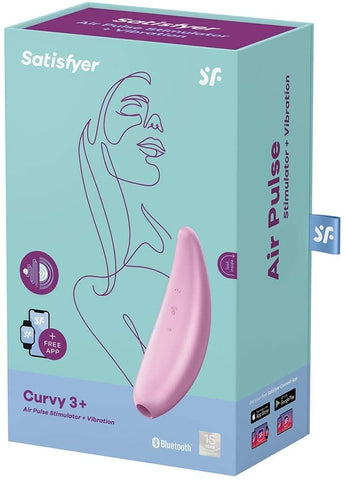 Vibrador Satisfyer Curvy 3
