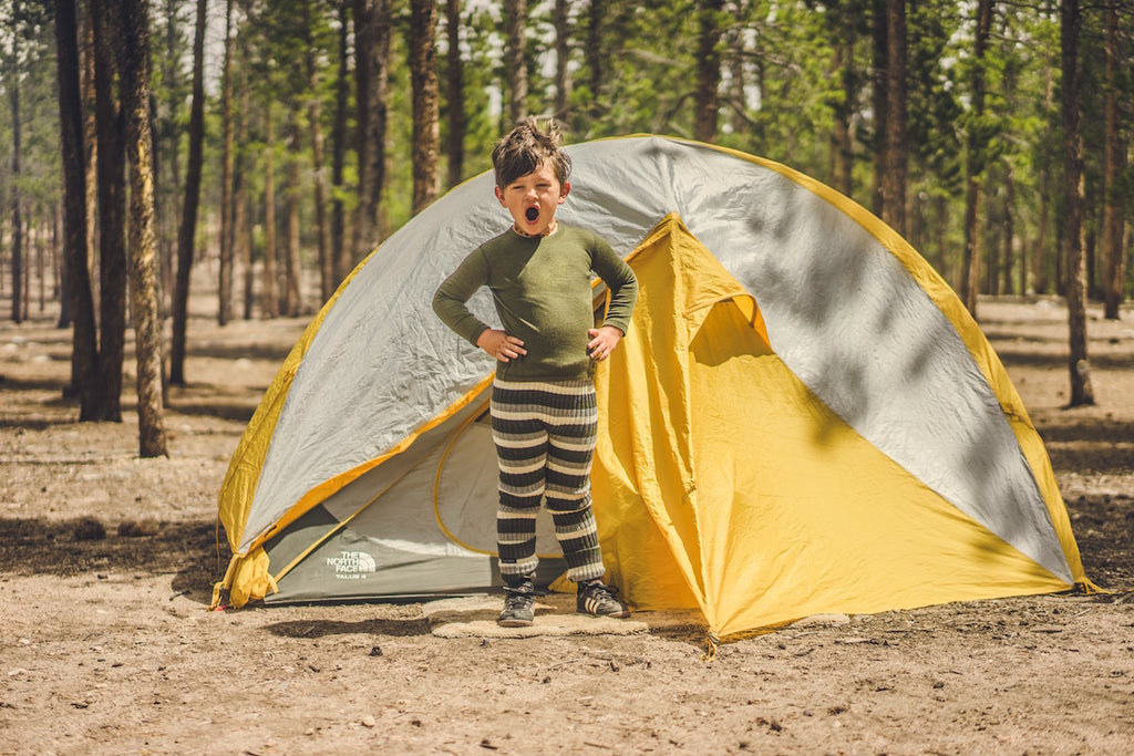 15 Screen-Free Activities for your next Family Camping Trip