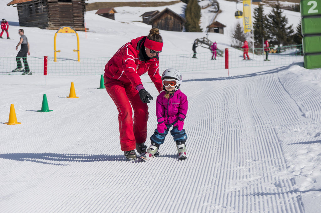 Dressing Kids for the Slopes