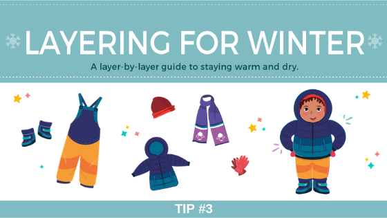 Layering for Winter