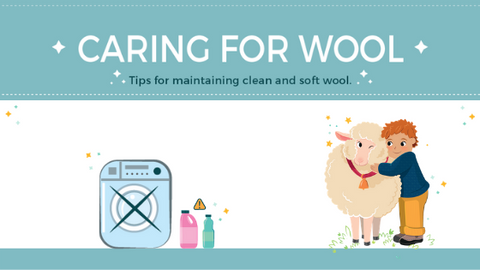 Caring for Wool