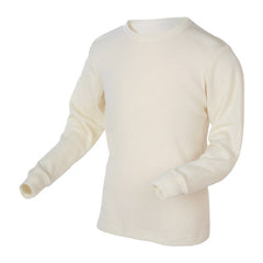 white long sleeves base layer