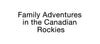 Ella's Wool on Family Adventures in the Canadian Rockies