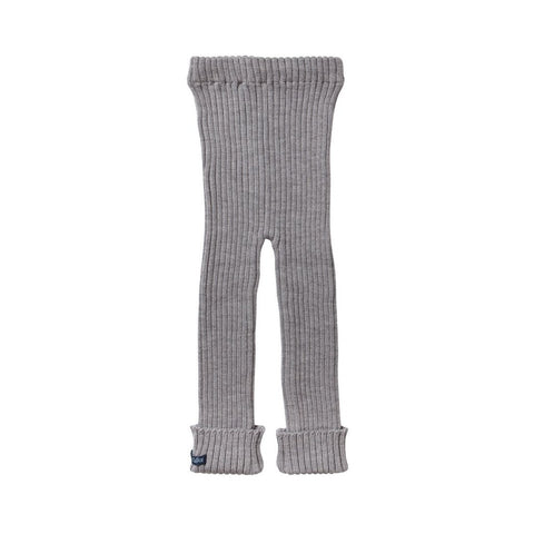 Kids TUBES, Knit Leggings, Old Stone House (Gray)