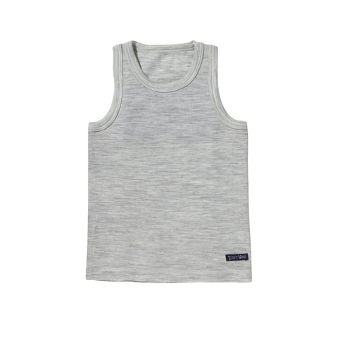 Ella's Wool Base Layer Tank Top