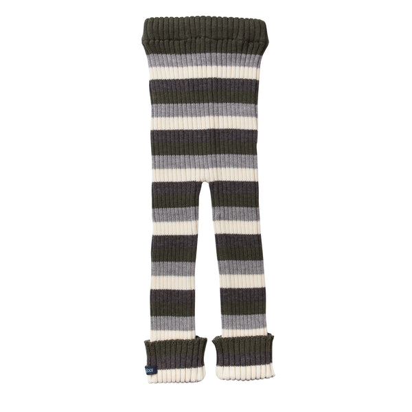 TUBES - Knit Leggings - Greenpoint Olive