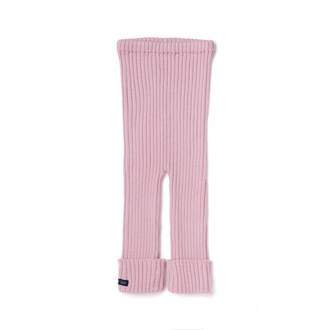 TUBES - Knit Leggings - Cozy Hill (Light Pink)