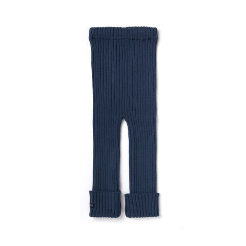 Tubes - Knit Leggings - Blue