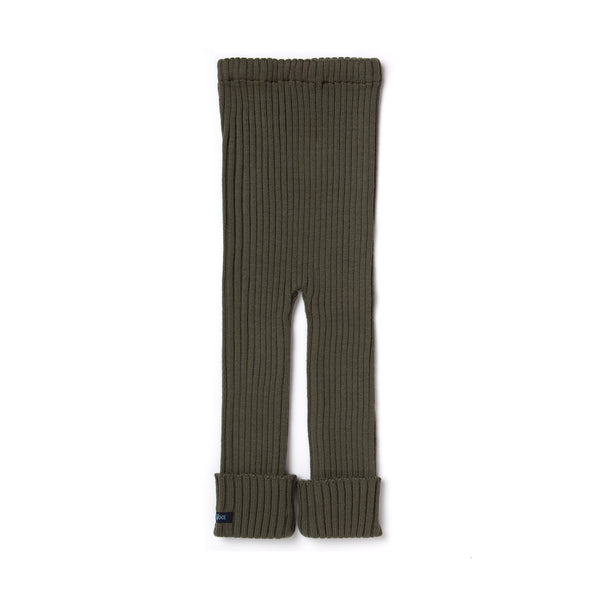 NEW!  TUBES - Knit Leggings - Fort Greene Moss