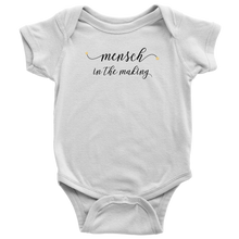 Mensch in the Making - Etsy
