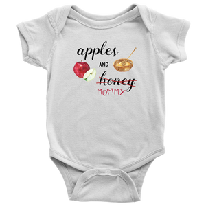 Apples and Mommy Etsy