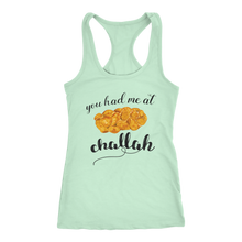 You Had Me At Challah - Women's Tank Top