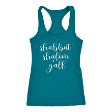 Shabbat Shalom, Y'all - Women's Tank Top
