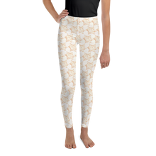 Youth Matzo Star of David - Passover Leggings