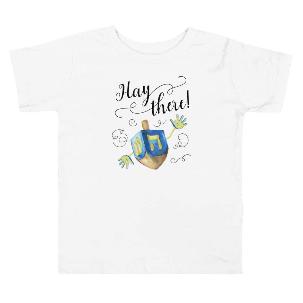 Hay There! Toddler Hanukkah Shirt