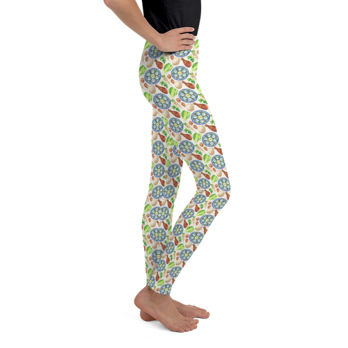 Youth Passover Seder Plate Leggings