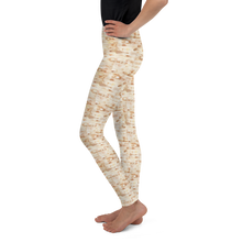 Youth Passover Matzah Leggings