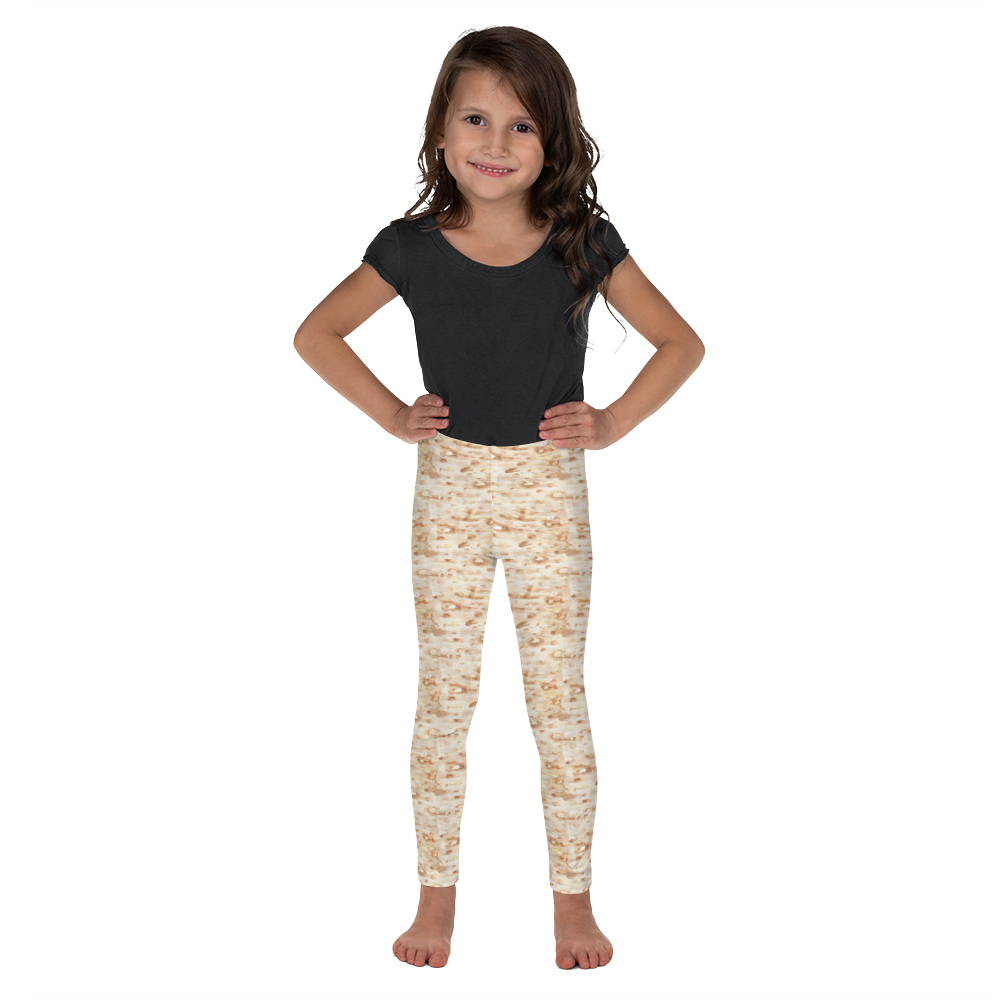 Kids Passover Matzah Leggings
