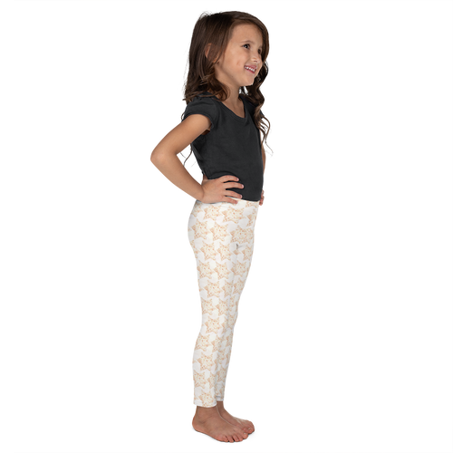 Kids Matzo Star of David - Passover Leggings