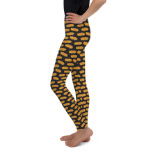 Youth Challah Leggings