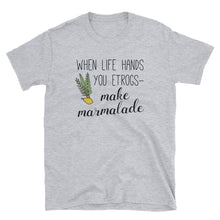 When Life Hands You Etrogs Adult Sukkot Shirt