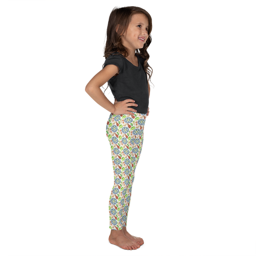 Kids Passover Seder Plate Leggings