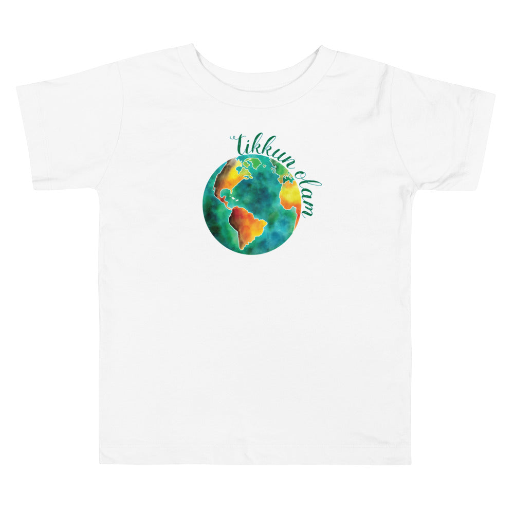 Tikkun Olam Toddler Shirt