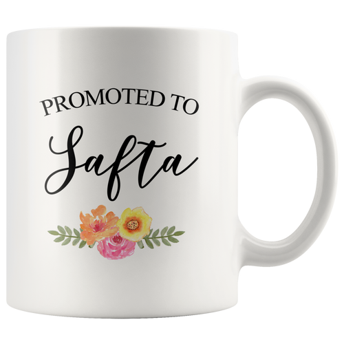Promoted To Safta