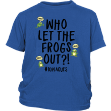 Who Let The FROGS Out? - Youth Shirt