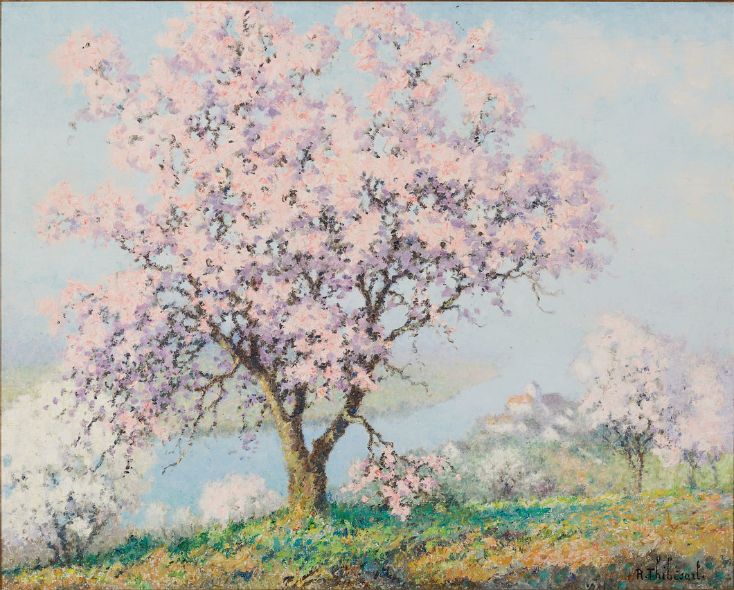 Printemps, Raymond Thibesart, early 19th Century