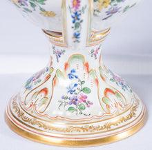 Ewer and basin set 18 Century, French, Lille 1767