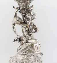 19th Century, German Silver Centerpiece 'Bruckmann & Söhne'