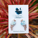 Kiera the Kookaburra Studs