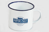 Puffing Billy Enamel Mug