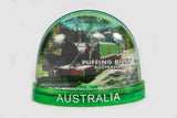 Puffing Billy Crystal Ball Magnet