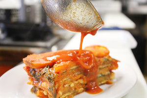 Sweet Potato Lasagna -  Vegetarian - Mambellas Market