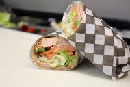 The Turkey & The Pig Wrap - Mambellas Market