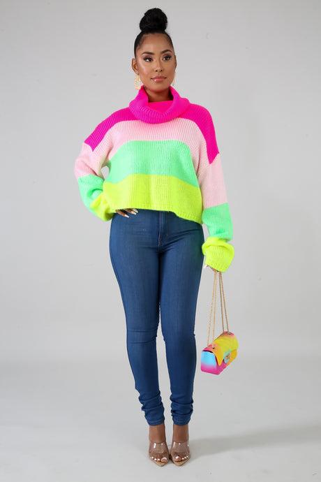 Color Bright Sweater