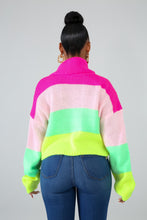 Load image into Gallery viewer, Color Bright Sweater