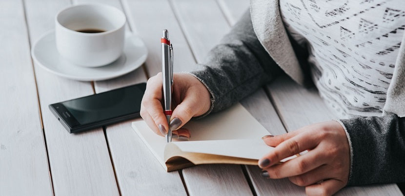 6 Benefits of Journal Writing