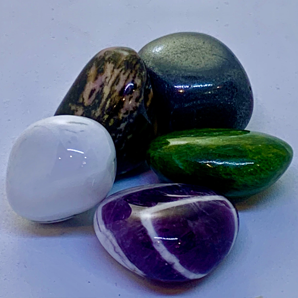 Anxiety Healing Crystal Kit
