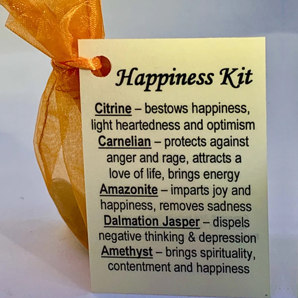 Happiness - Crystal Kit