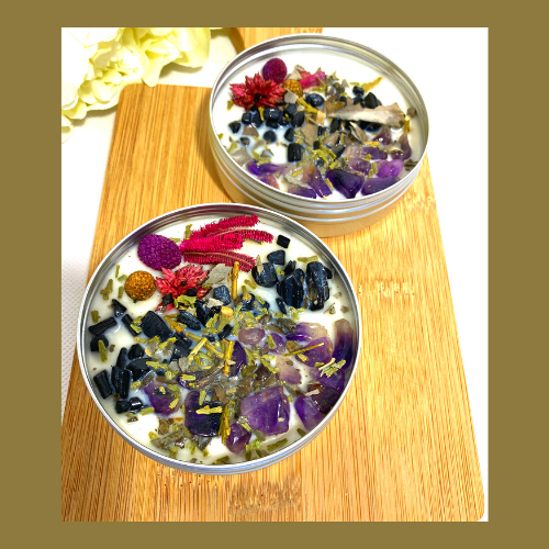 Divine Smudge Candles