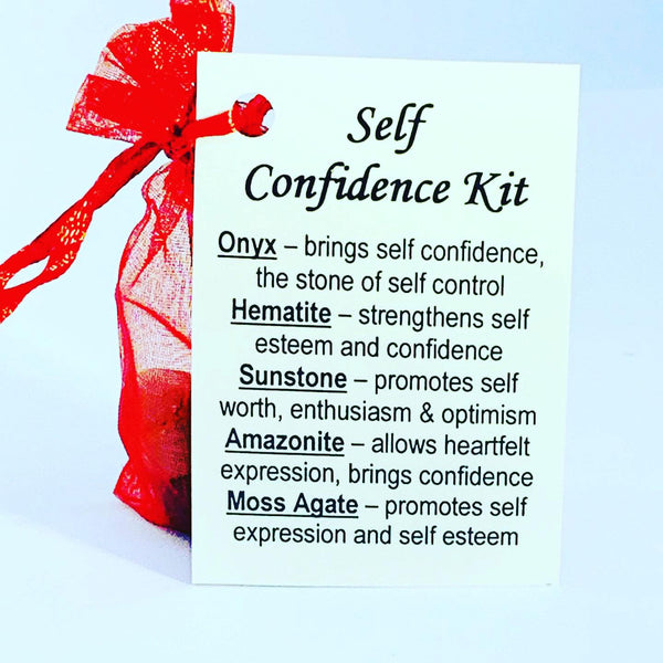 Self Confidence - Crystal Kit