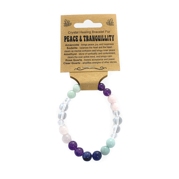Peace And Tranquility Bracelets