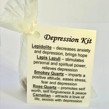 Depression Healing Crystal Kit