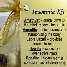 Insomnia - Crystal Kit
