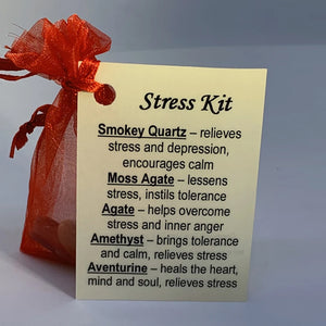 Stress Crystal Kit